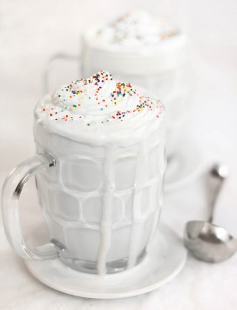 Whiteout Hot Chocolate