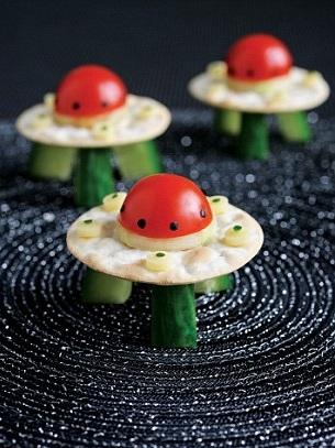 UFO hapje