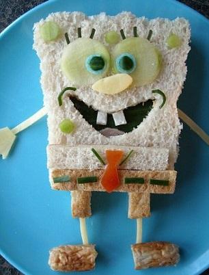 Spongebob Squarepants hapje