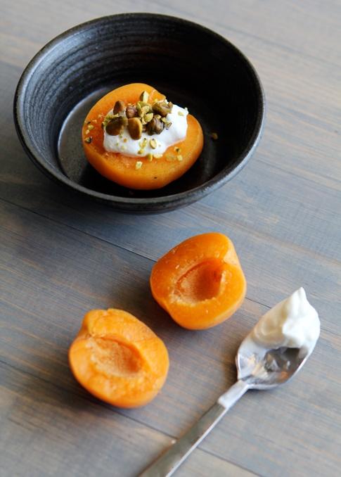 abrikozen pistache hapje