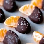 Mandarijnen snoepjes